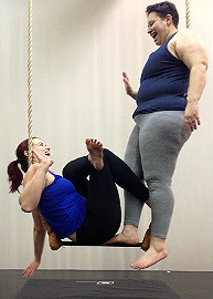 Trapeze and Circus Conditioning Classes